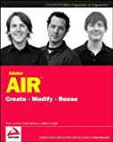 Adobe Air, Marc Leuchner and Todd Anderson, 0470182075