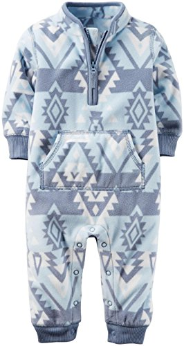 Carter's Baby Boys 1 Pc, Blue, 6 Months