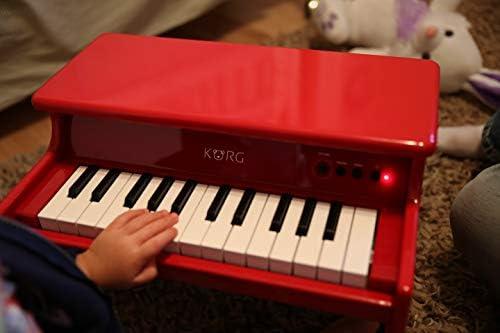 Korg TINYPIANO BK Piano digitale, giocattolo, colore nero