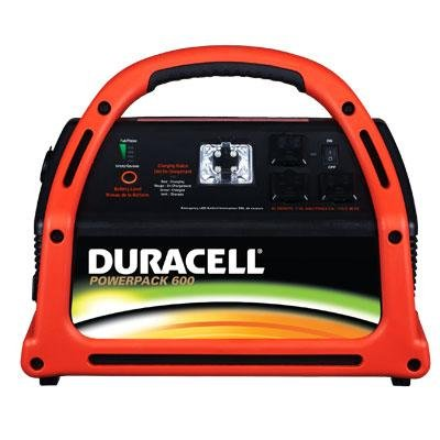 Battery Biz DR600PWR Duracell Powerpack Pro 1300