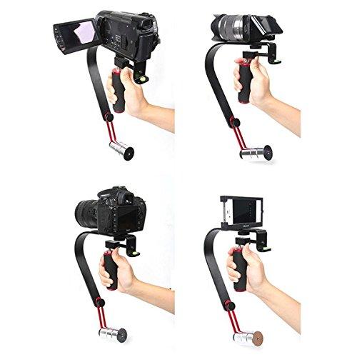HITSAN SK-W02 Sevenoak - Estabilizador de Cámara de Vídeo para Cámara