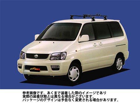 システムキャリア タウンエースノア 型式 CR40G CR50G SR40G SR50G SG0 マルチ 単体積 1台分 タフレック TUFREQ B06Y13HSKK