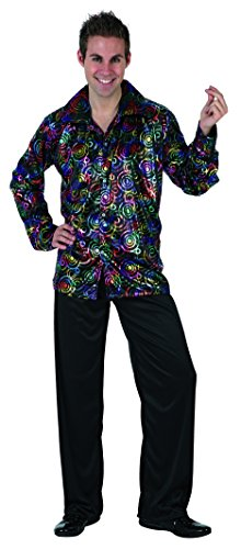 Phertiful UrAmmi Way 70S Men's Disco Costume Party Clothes Outfit(M-L)