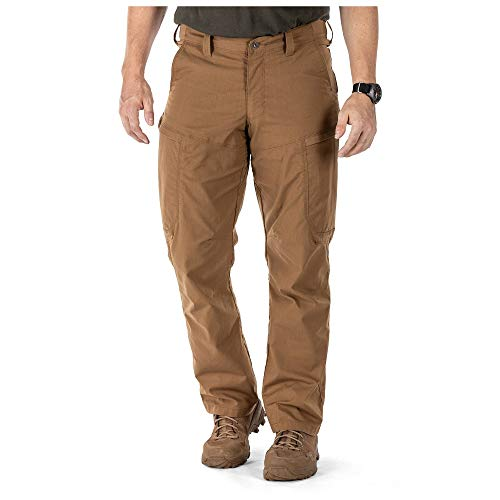 5.11 Tactical Apex Cargo-Arbeitshose, Flex-Tac-Stretch-Stoff, Zwickel, Teflon-Finish, Stil 74434