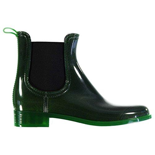 Jeffrey Campbell Mujer Quebec Senoras Tacones Verano Zapatos Calzado Zapatillas Verde