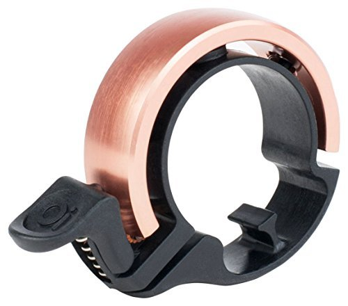 Knog Oi Bicycle Bell (Copper-22.2 mm - 22.2 mm Clamp)