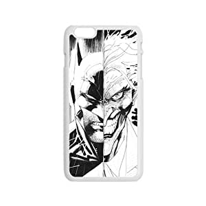 Batman and Joker Cell Phone Case for Iphone 6
