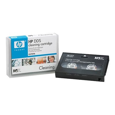 HP - DAT x 1 - cleaning cartridge (C5709A) - by HP