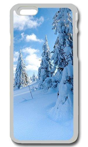 Amazon | iPhone6 ケース 雪に覆...