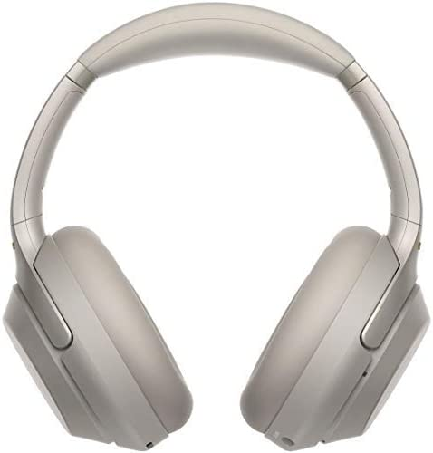Sony Bluetooth Headphones WH-1000XM3SM Platinum Silver [high Resolution corresponding/Microphone corresponding/Bluetooth/Noise Cancellation corresponding] (Japan Domestic Genuine Products)