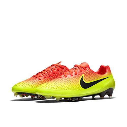 da Calcio Nike Uomo Naranja brght vlt FG Blck Scarpe Crmsn Naranja Opus Ttl Ctrs Magista rwXBSXI