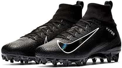 Nike Mens Air Max 270 Running Shoes BlackPhoto BluePure Platinum AH8050 019 Size 8.5