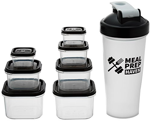 Meal Prep Haven Portion Container product image