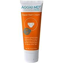 AGGIE MD Diaper Rash Cream I Shea Butter Aloe & Organic Extracts