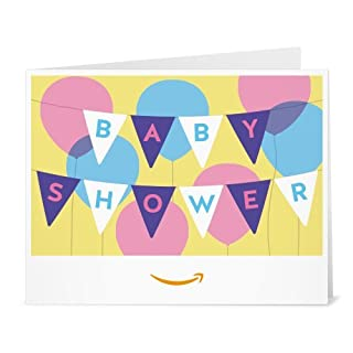 Amazon Gift Card - Print - Baby Shower Banner (B01LYQHW0Y) | Amazon price tracker / tracking, Amazon price history charts, Amazon price watches, Amazon price drop alerts