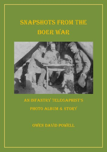 Snapshots From The Boer War