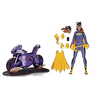 41psBDNXgKL. SS300 DC Icons Batgirl of Burnside Action Figure Playset