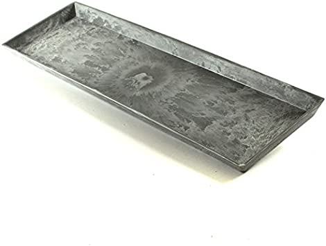 Annastore Dekoschale in Schiefer-Optik L 44 cm