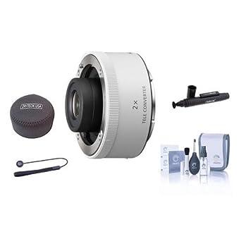 Amazon.com: Sony 2 x – Teleconvertidor para Sony FE 70 – 200 ...