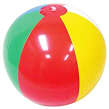 ballon toy - SODIAL(R)1PC 25CM Inflatable Swimming Pool Party Water Game Balloon Beach Ball Toy Fun