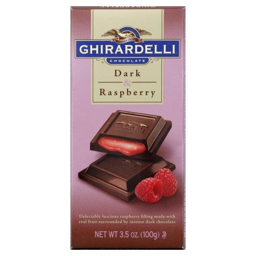 Ghirardelli 60766 Dark Chocolate Bar