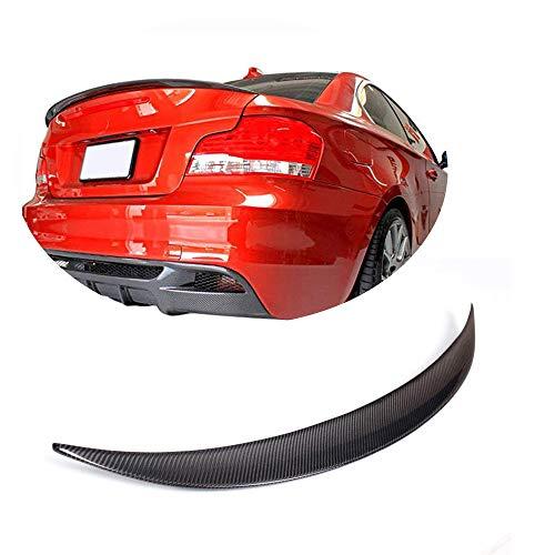 Para BMW SERIE 1E82Coupe 201120122013mcarcar Kit Trasera Tronco Spoiler P Estilo de FIBRA DE CARBONO Ala de...