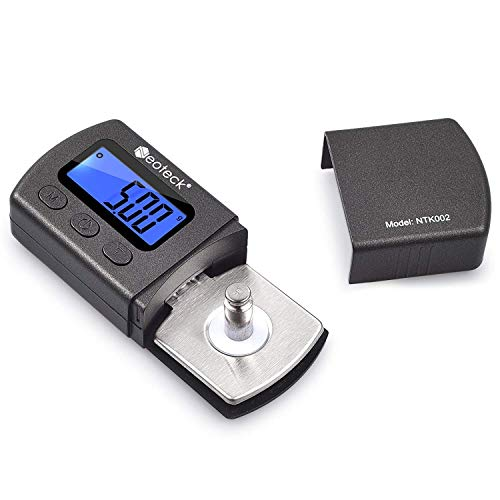 Replacement Tonearm - Neoteck Digital Turntable Stylus Force Scale Gauge 0.01g/5.00g Blue LCD Backlight for Tonearm Phono Cartridge