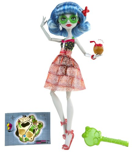 monster high skull shores 5 pack - 3