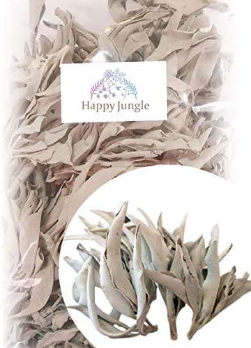 高品質なものを人の手で厳選 ホワイトセージ (茎+リーフ) 100g 無農薬 浄化用 カルフォルニア