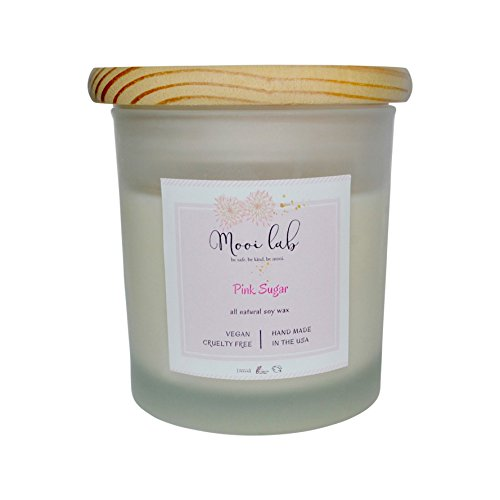 Pink Sugar Soy Candle NONTOXIC product image