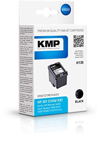 KMP H135 3ml Negro 190páginas cartucho de tinta - Cartucho ...