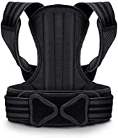 VOKKA Back Posture Corrector for Men and Women, Spine and Back Support, Providing Pain Relief for Neck, Back, Shoulders,...