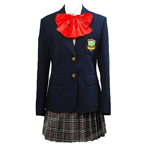 Cosplaysky Kill Bill Costume Gogo Yubari Uniform