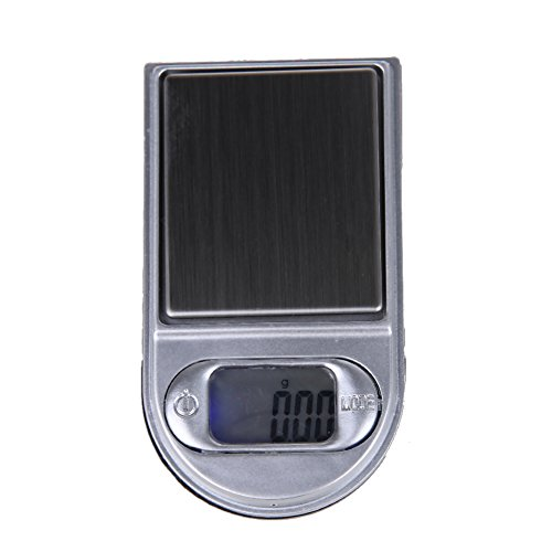 Price comparison product image UEB New 100g x 0.01g Digital LCD Lighter Scale Pocket Jewelry Gram Balance Weight