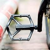1 Pair Bicycle Pedal Wide Anti Slip Rainproof