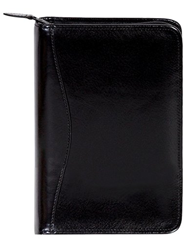 Scully Zip Around Weekly Planner (Black) Scully Zip