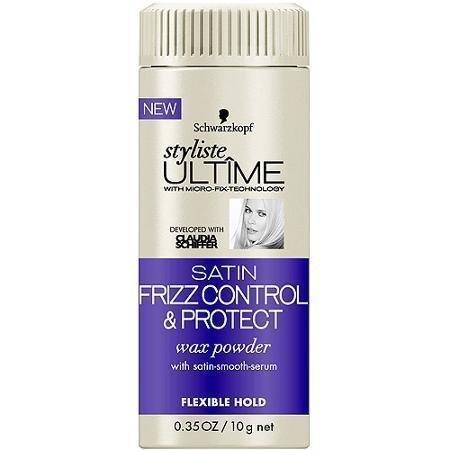 (Schwarzkopf Styliste Ultime Satin Frizz Control Wax Powder, 0.72 Ounce)