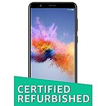Certified REFURBISHED Honor 7X Black 64GB