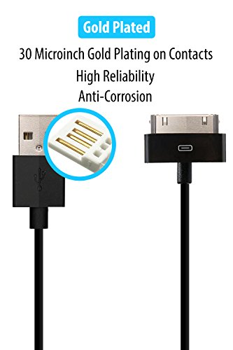 373eb955998  Apple MFi Certified  HomeSpot 8 inches (20 centimeters) 30 Pin compatible  USB Cable