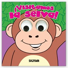 Read Online Visitamos la selva! / Visiting the Jungle! (Benteveo) (Spanish Edition) ebook