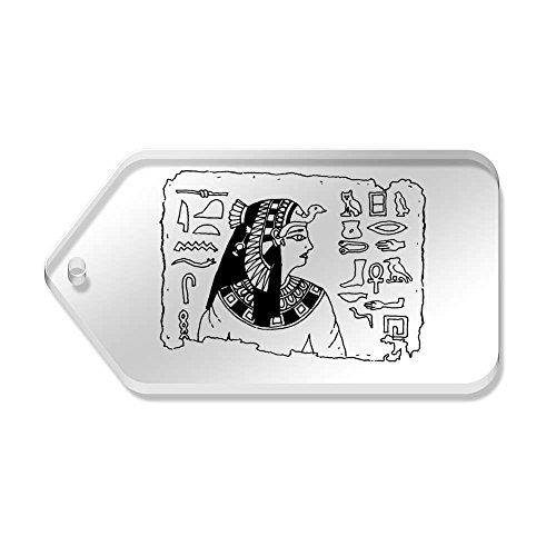 Azeeda Etiquetas tg00059795 X Mm 'jeroglífico 66 34 Egipcio' 10 Claras De IaIrq7U
