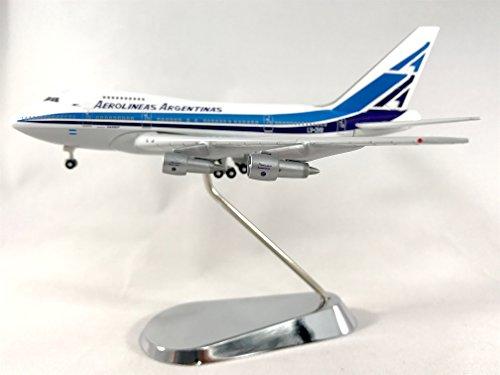 geminijets-aerolineas-argentinas-boeing-747sp-diecast-airplane-model-lv-ohv-with-chrome-stand-1400-s