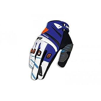 Handschuhe UFO Trace blauweiß T.L – UFO 433485l: