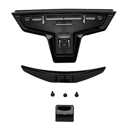 Shoei X-14 Lower Air Intake Street Bike Racing Motorcycle Helmet Accessories - Black by Shoei (Image #1)