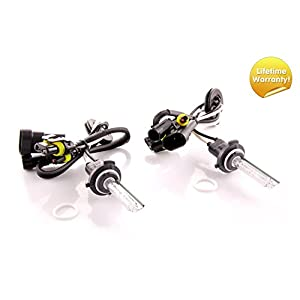 DDM Tuning Ultra HID Bulbs, OEM Quality, 20% Brighter, 9006 / HB4 3000K Pair