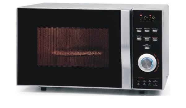 Combinación de horno microondas con función de volumen de 23 l ...