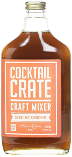 Cocktail Crate Mixer Spiced Old Fashioned, 375 ml