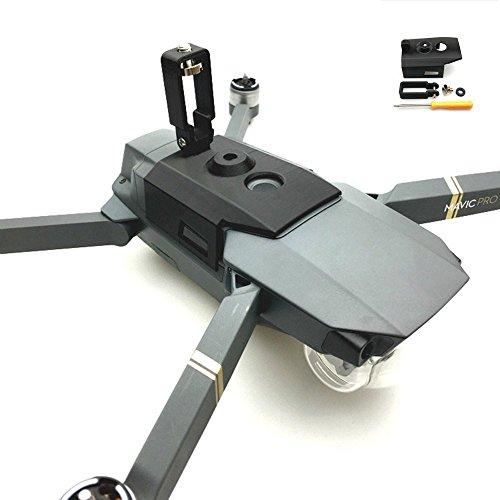 [해외] Bestmaple 드론의 개장 360도 카메라의 bracket 파노라마 카메라 마운트 VR카메라의 bracket 홀더 FRO DJI Mavic Pro (For Mavic Pro)