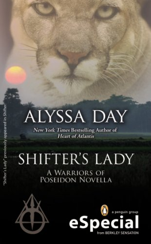 book cover of Shifter\'s Lady