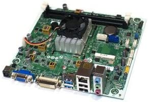 Comp XP New Genuine Motherboard for HP 110-414 Motherboard with AMD A6-6310 1.8 CPU 767103-601